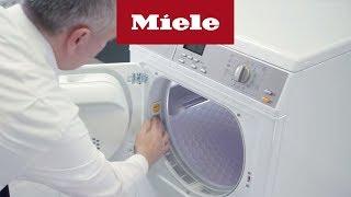 Wärmetauscher bei einem aeg trockner reinigen