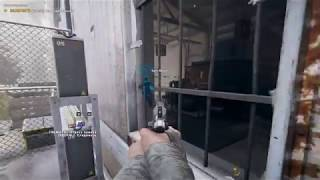 Far Cry 5 Баг с решеткой на окне