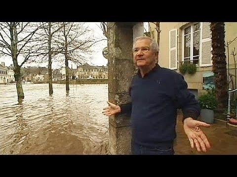 Στο έλεος των πλημμυρών Βρετανία, Γαλλία και Βέλγιο