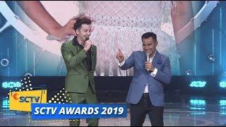 Cie Ciee Stefan William Kasih Lagu Ini untuk Natasha Wilona | SCTV Awards 2019