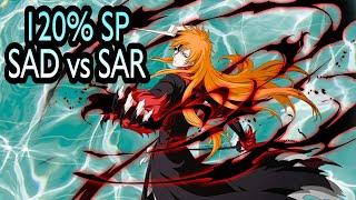 Ichigo (Where's Global Anniversary Ver.) 120% SP SAR Vs SAD Showcase Vs Inheritance Zone... 😧😧