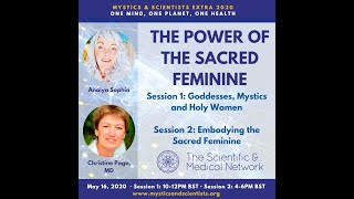The Power of the Sacred Feminine