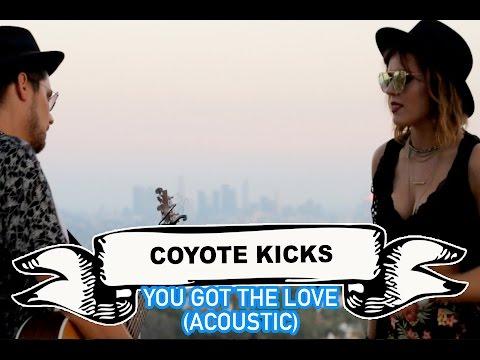 Coyote Kicks Video
