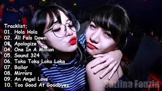 DJ HOLA HOLA LADIES NIGHT BREAKBEAT REMIX 2018