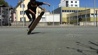 My last session on the Hamu 48 (only Freestyle)