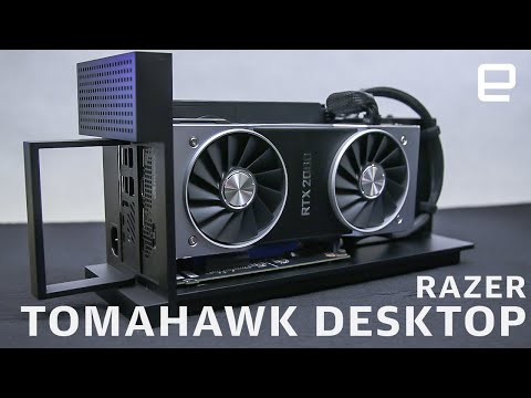 External Review Video b1P2cmoeNV4 for Razer Tomahawk Mid-ATX & Mini-ITX Gaming Computer Cases
