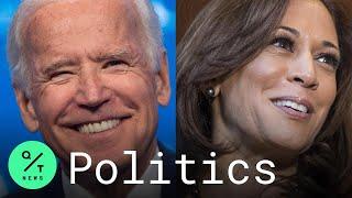 Biden Picks California Sen. Kamala Harris as His Running Mate