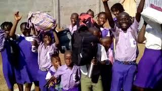 BACK TO SCHOOL IN SIERRA LEONE!