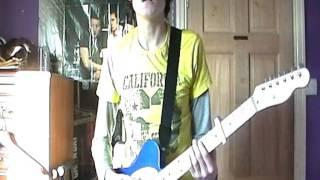 Feeder - Bitter Glass guitar cover