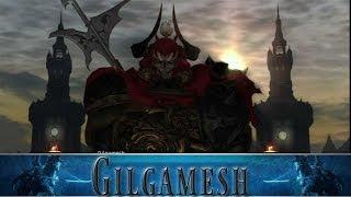Gilgamesh Battle FFXIV - Clash on the Big Bridge