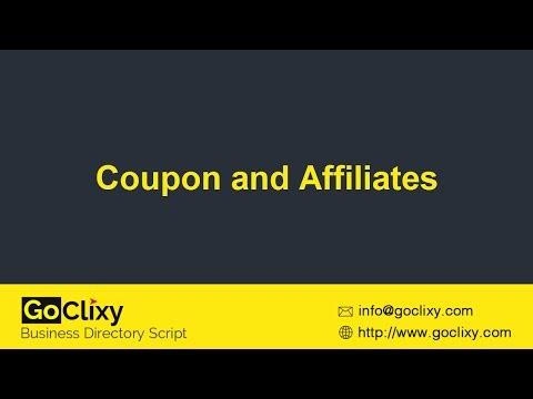 GoClixy - Coupon and Affiliates