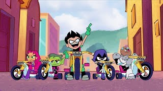 Teen Titans GO! To The Movies - Time Cycles [HD] - Video Youtube