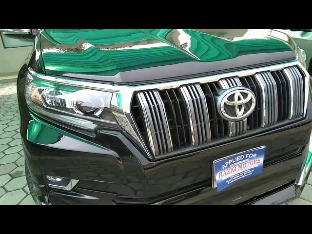 Toyota Prado TX 2.7 2012 for Sale in Lahore