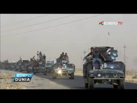 Irak Serang ISIS di Wilayah Perbatasan dengan Suriah