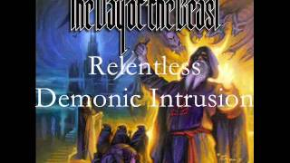The Day of the Beast NEW SONG: Relentless Demonic Intrusion