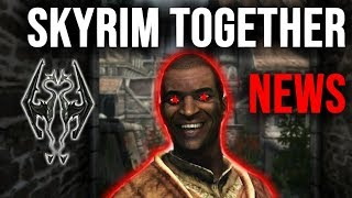 Skyrim Together Co Op News and Updates
