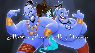 Aladdin Prince Ali Mashup (Robin Williams, Will Smith, Annapantsu)