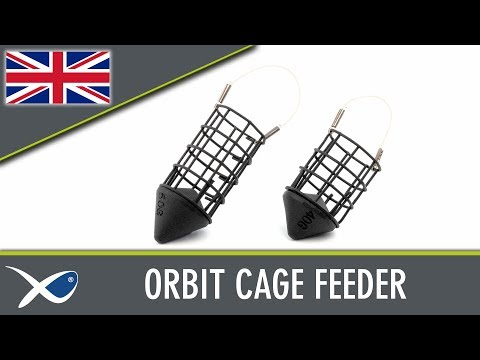 Matrix ORBIT WIRE CAGE FEEDERS SMALL - etetőkosár (több méretben)  videó