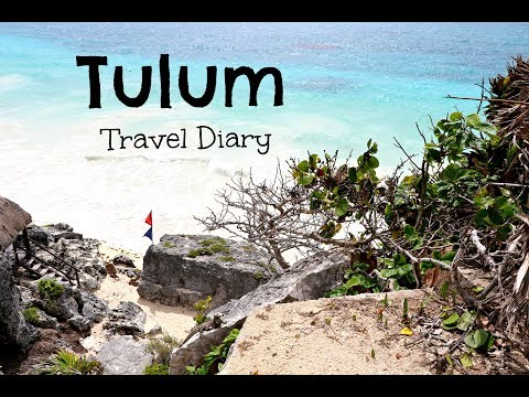 Carnival cruise excursion: Tulum, Mexico