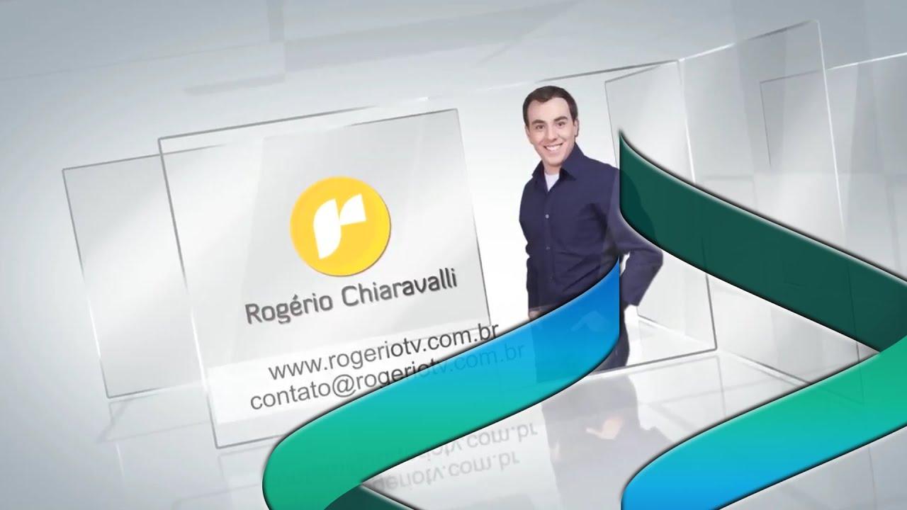 PORTFÓLIO ROGÉRIO CHIARAVALLI