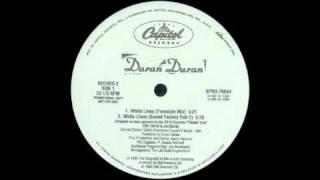 DURAN DURAN - White Lines (Junior Vasquez Sound Factory Dub 2) 1995
