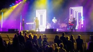 Fool by Fitz and The Tantrums Live at The Bank of NH Pavillion in Gilford, NH 08/06/17