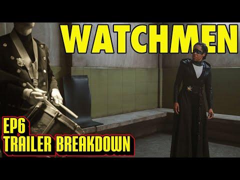 Watchmen Episode 6 Trailer Breakdown | HBO | Season 1 Promo