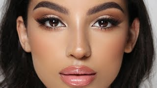 EVERYDAY GLOW MAKEUP | Hindash