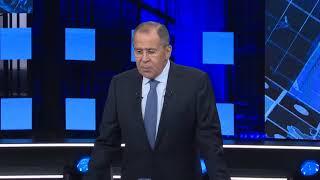 С.Лавров на ток-шоу