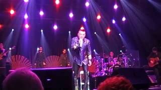 ANTHONY CALLEA The palms crown melbourne Here i go again  27/7/18
