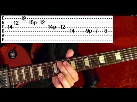 BENDING STRINGS - Easy Guitar Lesson