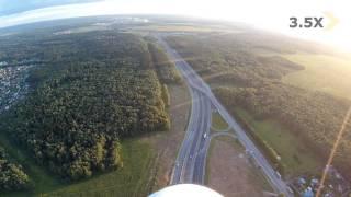 FPV полет на 5 км