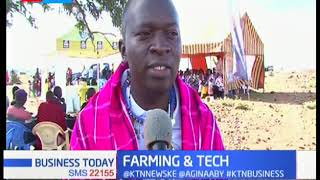 Narok farmers are expected to receive a boost in their crop yield