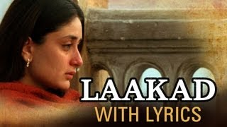 Laakad (Lyrical Song) | Omkara | Ajay Devgn, Saif Ali Khan