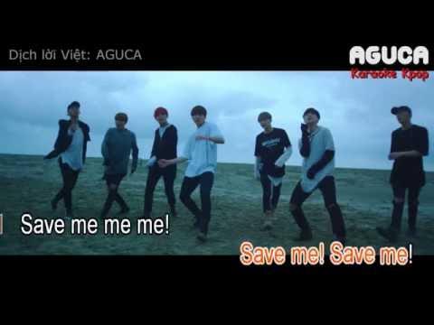 [Karaoke Việt] SAVE ME - BTS