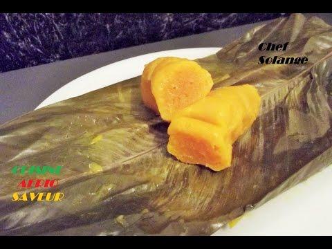 Mitoumba - Ntoumba (la recette) Cameroun