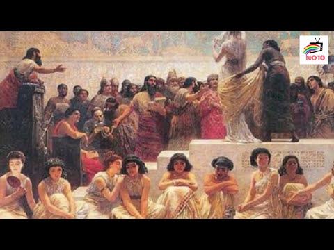 Eski Yunanlıların Açığa Çıkan 5 İğrenç Sırrı ( Türkçe Seslendirme )