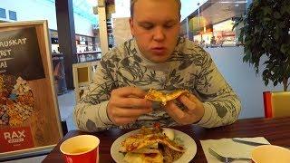 Как объесться пиццами за 750р в Финляндии. Обзор безлимитного буфета.