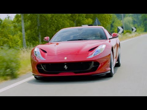 Ferrari 812 Superfast | Chris Harris Drives | Top Gear
