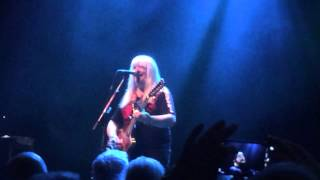Andy Scott's Sweet live in Amager Bio Denmark 14/3-15 Lady Starlight