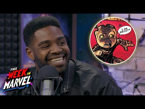 Which Marvel Character Would Ron Funches Take On A Comedy Tour? | This Week In Marvel Mp3