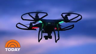 Mystery Drones Fly Over Colorado And Nebraska: Who's Controlling Them? | TODAY