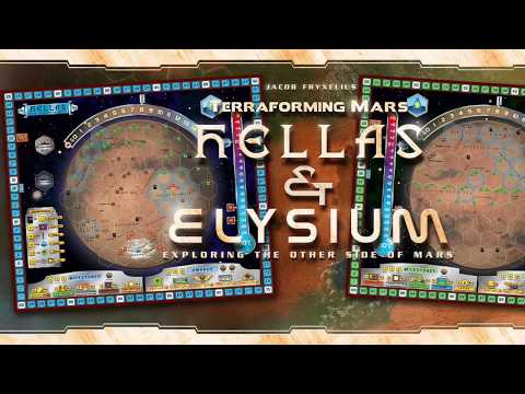 The Cardboard Herald's first impressions - Hellas & Elysium