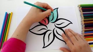 Kurutulmuş çiçek Boyama Free Video Search Site Findclip
