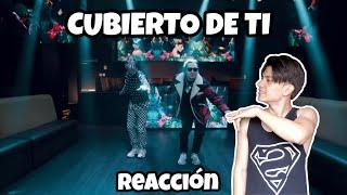 Rauw Alejandro ft. Lary Over - Cubierto de Ti (Video Oficial) (Reacción)