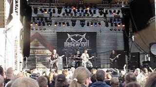 Dream Evil - Children of the night - Rockstad Falun 2011