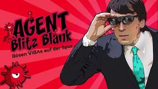 Agent Blitz Blank