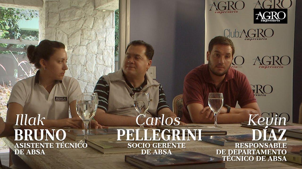 Carlos Pellegrini, Kevin Díaz, Illak Bruno - ABSA