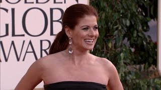 The Long List of Items Debra Messing
