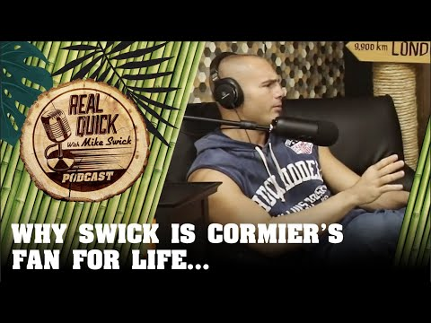 Daniel Cormier's post training hospitalization made Mike Swick his fan for life – RQMS Podcast